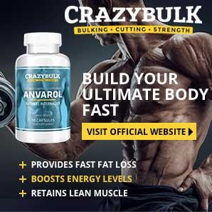 Crazybulk Anvarol Review