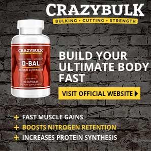 Crazybulk Ad