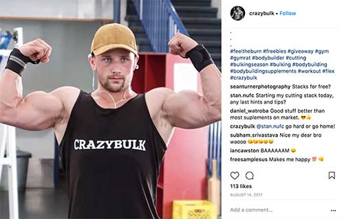 Crazybulk Testosterone Review